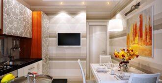 Какой выбрать телевизор на кухню